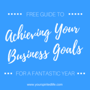 It's Not Too Late: Plan Now To Achieve Your Business Goals For 2017
