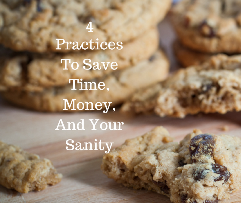 Don't Be Stubborn Like Me: 4 Practices To Save Time, Money, And Your Sanity
