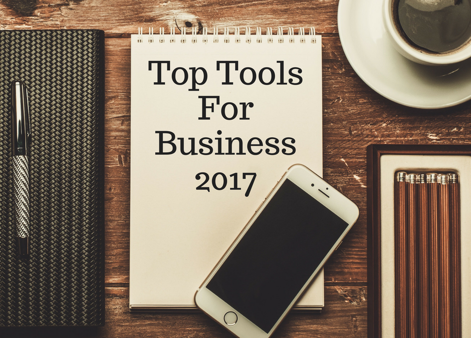 Get My Top Tools For Business 2017