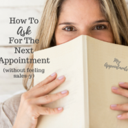 How To Ask For The Next Appointment