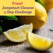 FREE Jumpstart Cleanse 5 Day Challenge